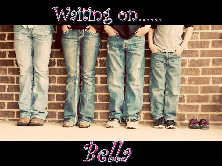 Waiting on Bella