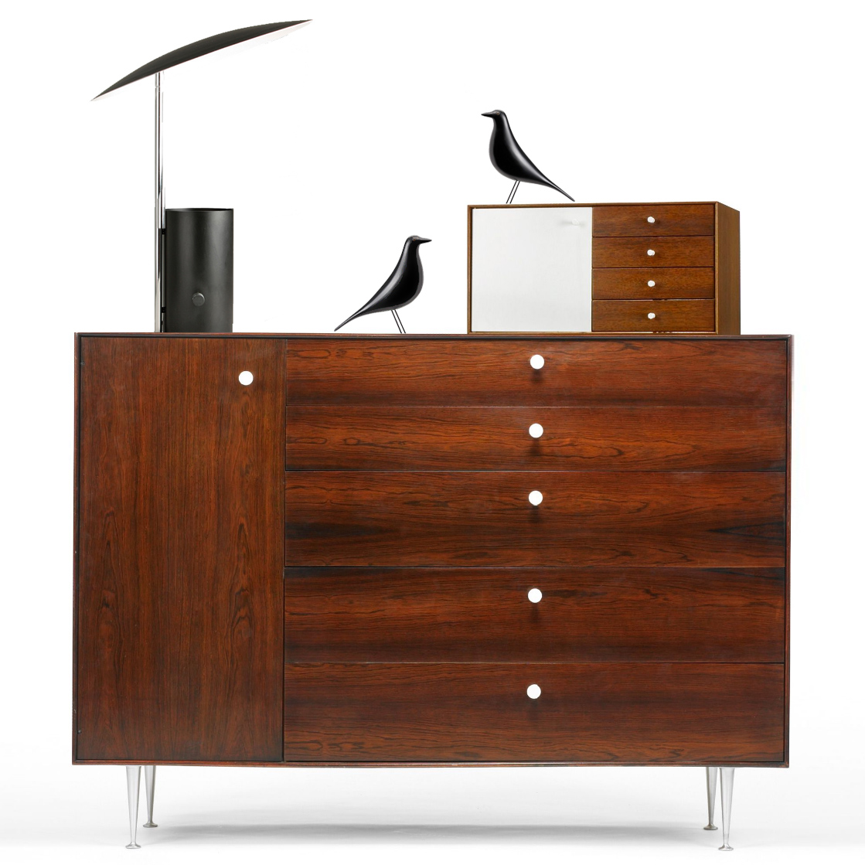 george nelson case study 1950s mid century modern 1 2 nelson half nelson table lamp black. Black Bedroom Furniture Sets. Home Design Ideas
