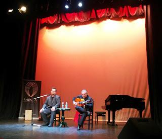 "Félix Crujera ""El Sevillano"" canta un fandango, Colmenar 15 de Noviembre de 2015"