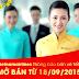 Hãng Vietnam Airlines chính thức tung bán vé máy bay Tết 2016