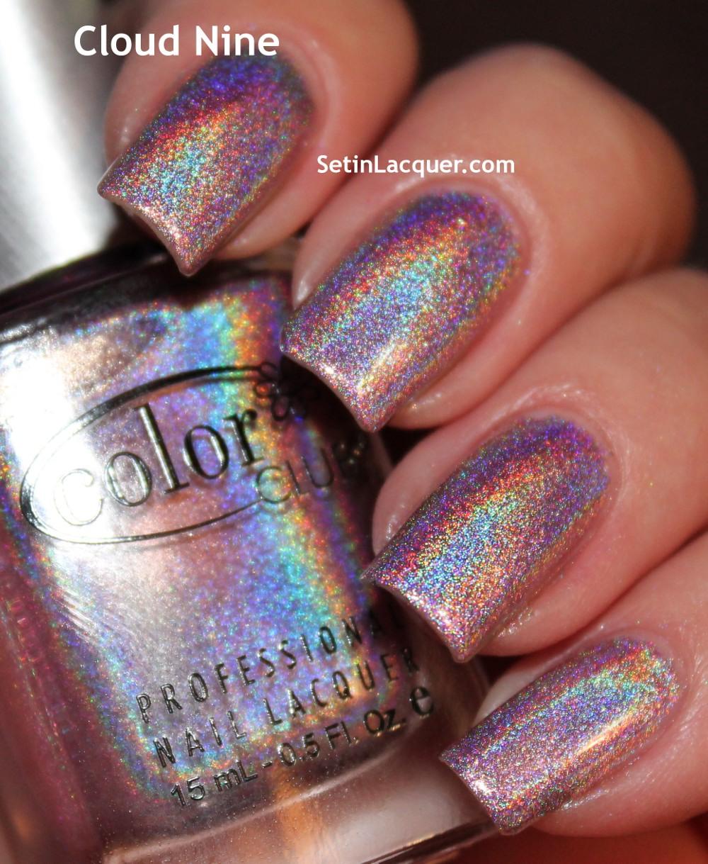 Colorful Cloud Color Club Halo Hues Cloud