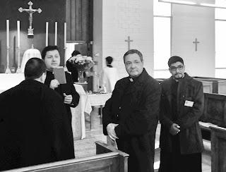 don Milan Tisma, convegno Summorum Pontificum 2015