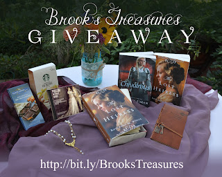http://roseannamwhite.blogspot.com/p/brooks-treasures-giveaway.html