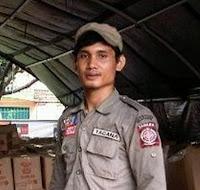Mohammad Ali Akbar Hasby, Staf Umum Tagana Kota Tangerang