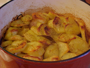 Casserole de poulet et de pommes de terre Viviane