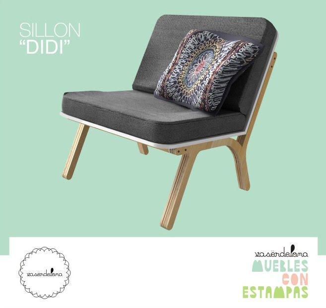 """Sillon Individual """"DIDI"""""""