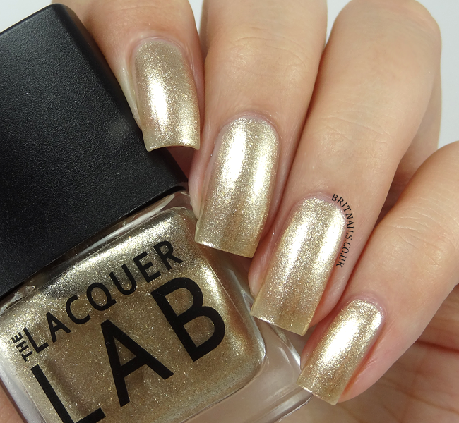 The Lacquer Lab I Want a Pony