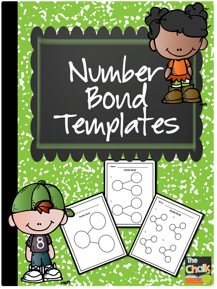 http://www.teacherspayteachers.com/Product/Number-Bond-Templates-946450