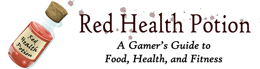 Red Health Potion