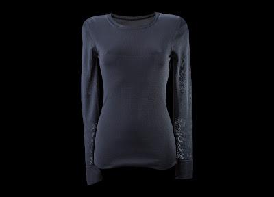 Porsche Design Transparent Crew Neck Sweater1/1 Woman €350