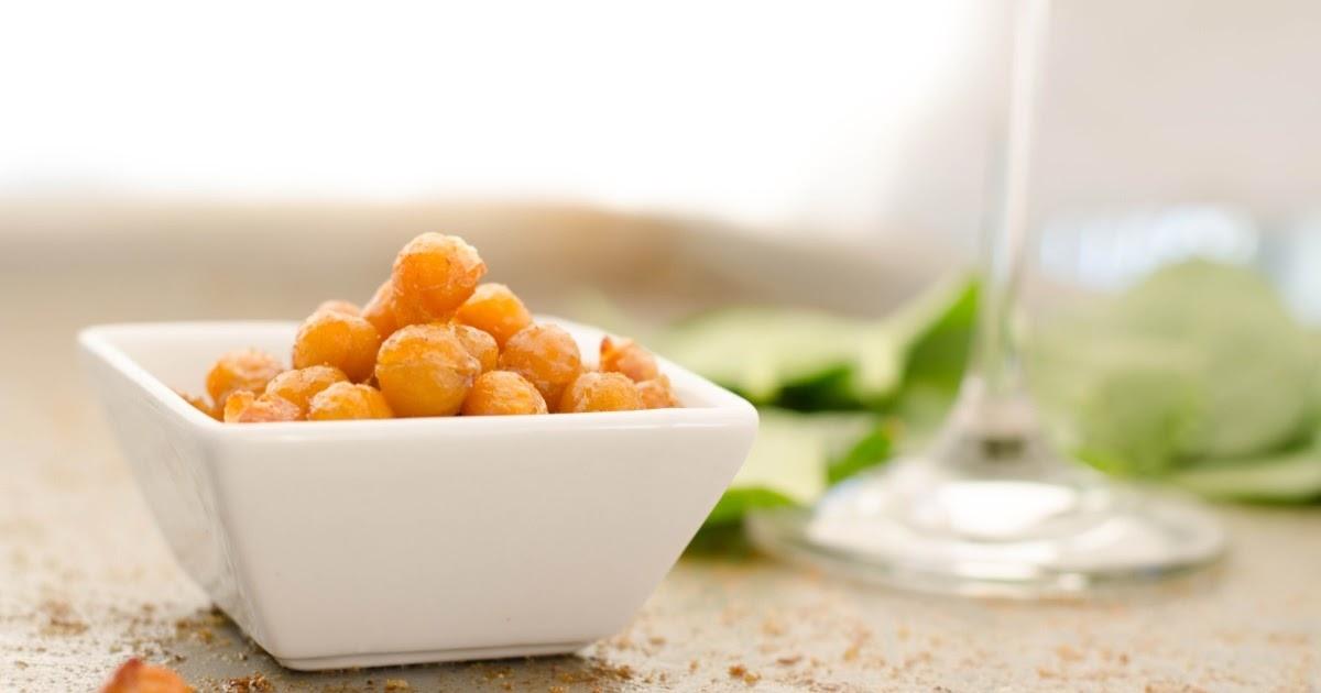 Veggieful: Roasted Chickpea Recipe