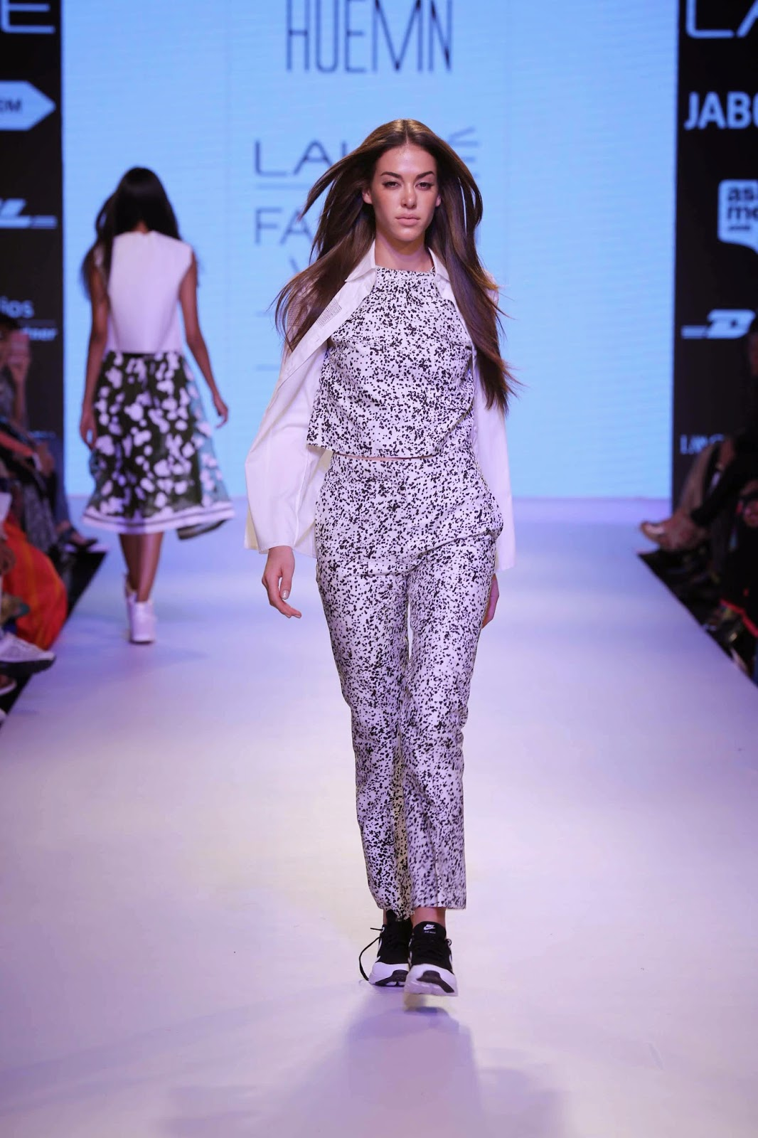 http://aquaintperspective.blogspot.in/, LIFW day 1, Huemn by Pranav Mishra  and Shyama Shetty