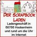 Der Scrapbook Laden