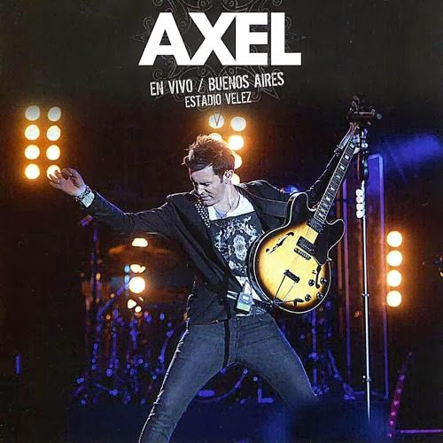 Download – Axel   En vivo   Estadio Velez – 2013