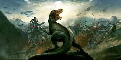 Dinosaurus Hidup Di Planet Alien? [ www.BlogApaAja.com ]