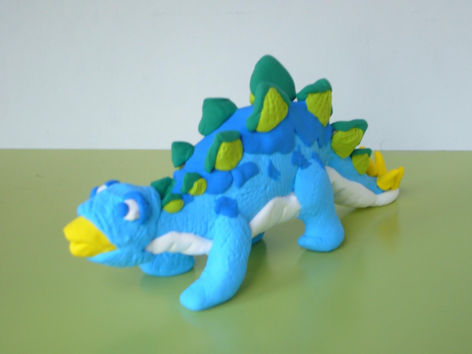 Como Hacer Un Dinosaurio De Carton