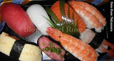 deliciosos sushis