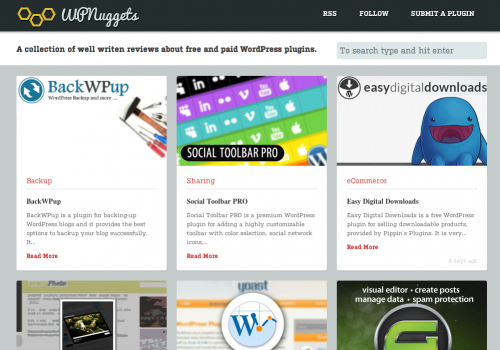WPNuggets - plug-site reviews