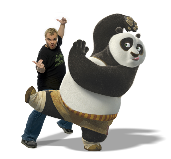 THE MOVIE CLUB: Kung Fu Panda 2 Characters and Cast