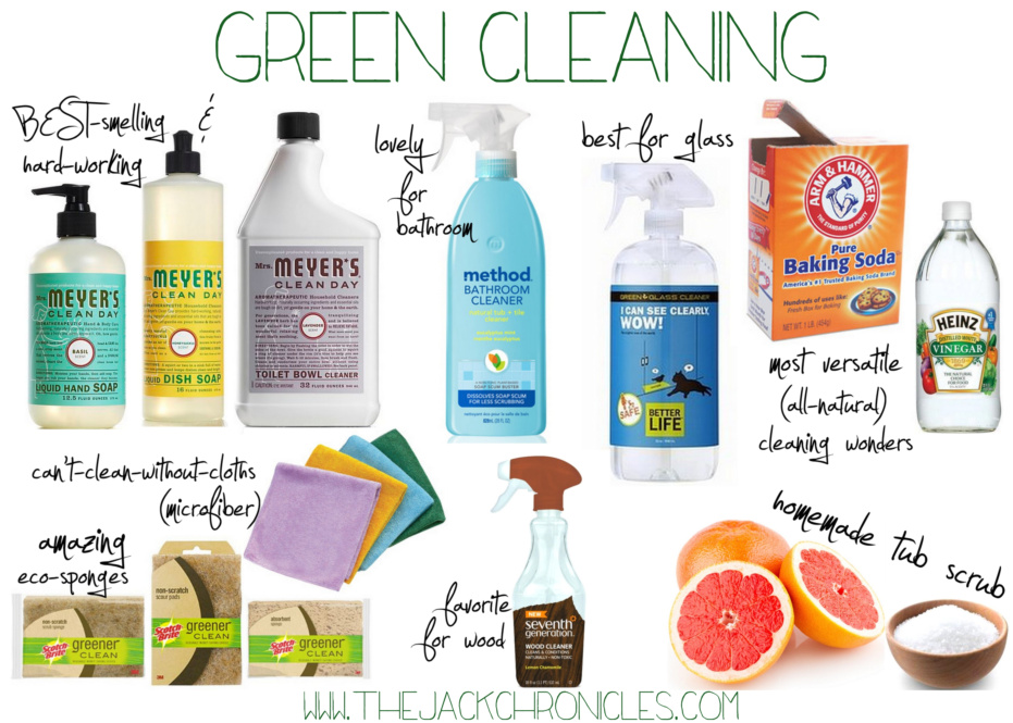 Most Toxic Cleaning Products