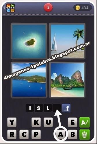 Soluciones para el juego 4 Fotos 1 Palabra - desontis.com