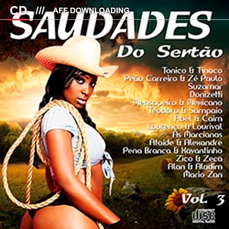 Baixar – Saudades do Sertão Vol 3 (2014)