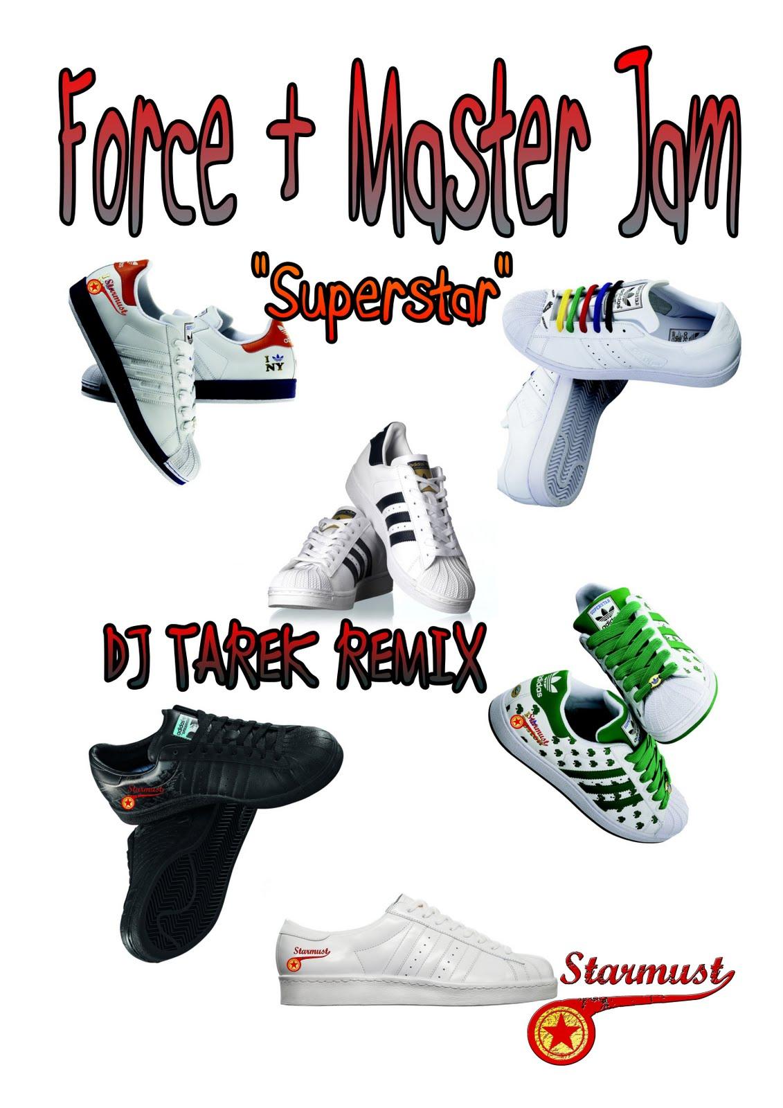 FORCE AND MASTER superstar DJ TAREK RMX  Page_1