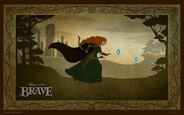 Merida 2 - Brave
