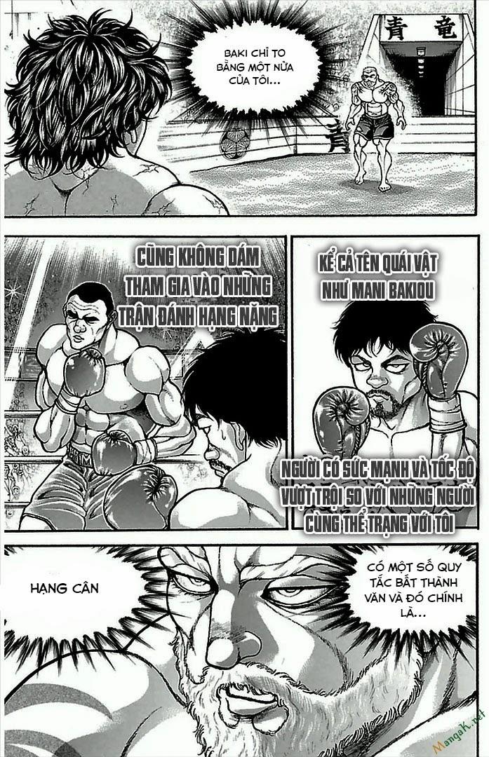 Baki Dou chap 3 Trang 16