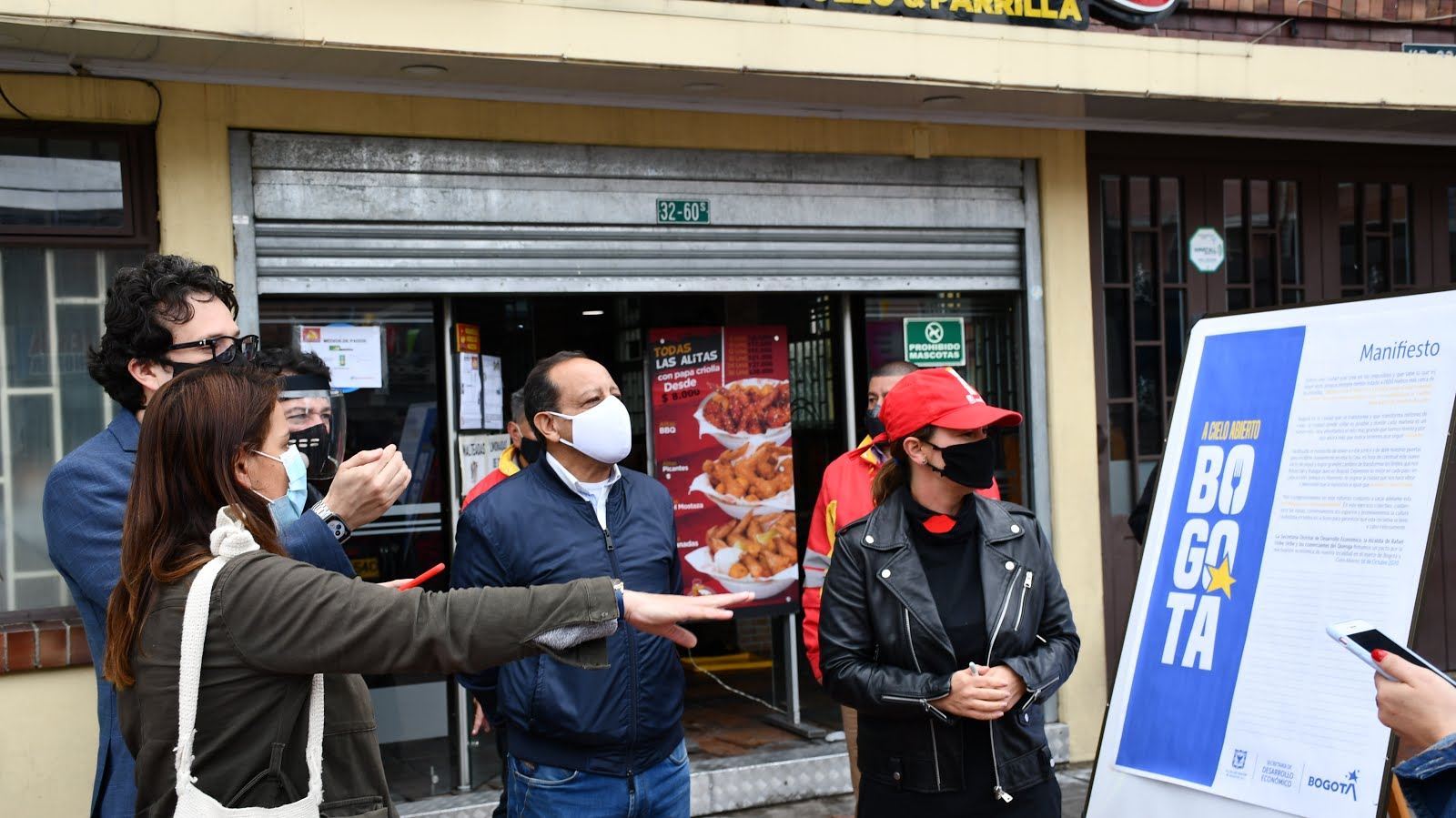 Bogotá  A Cielo  Abierto