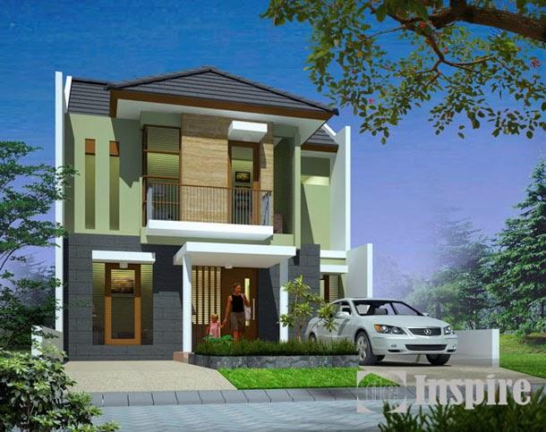Trend Warna Rumah Minimalis Tipe 45 Tahun 2014 - Rumah Minimalis ...