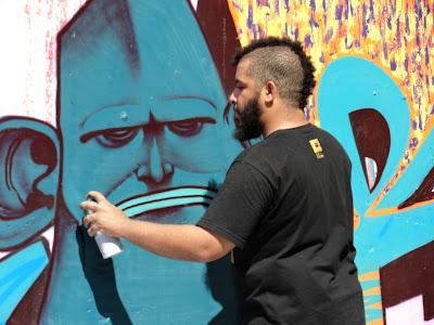 SCHOK graffiti