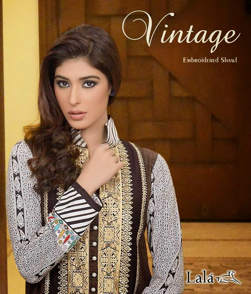 Vintage Woolen Shawl Collection 2015