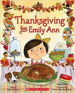 Thanks Giving for Emily Ann