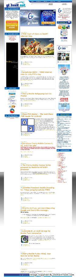 gL3nnX.net moves to Blogger.com