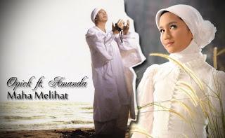 Opick Feat Amanda – Satu Rindu