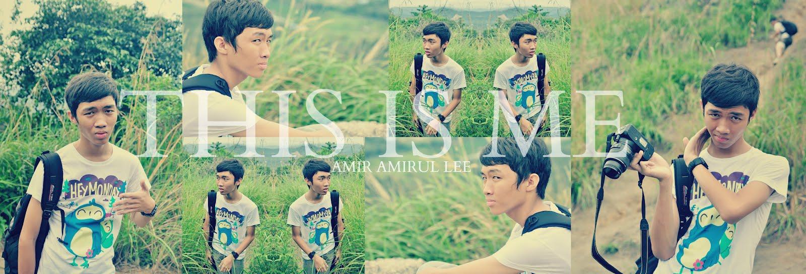 Amir Amirul Lee