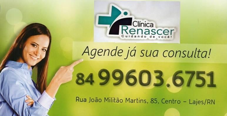 CLINICA RENASCER CUIDANDO DE SUA SAÚDE LAJES RN
