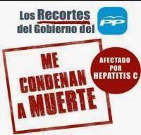 recortes, hepatitis c,
