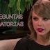 Preguntas aleatorias con Taylor Swift | Subtitulado en español