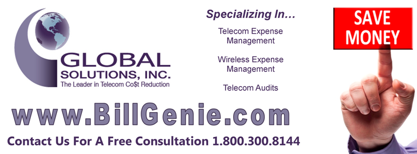 GSI | Telecom Expesnse Management & Telecom Auditing