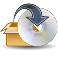 membuat repository manual (repository lokal) dengan aptoncd
