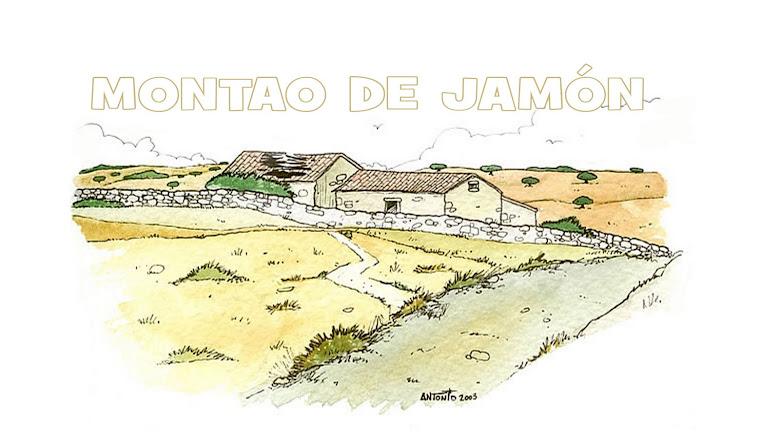 MONTAO DE JAMÓN