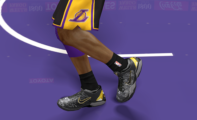 NBA 2K14 Shoes Mod Kobe 7
