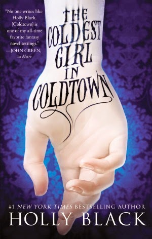 Review of The Coldest Girl in Coldtown by Holly Black  |  Brass Knuckle Book Reviews