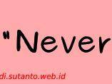 @Yogyakarta, 9 Oktober 2015 - terima kasih inspirasinya teman :-)