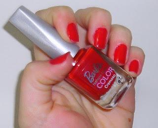Esmalte Vermelho Beautiful
