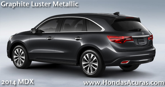... Acura MDX Colors as well 2014 Acura MDX. on acura exterior color chart