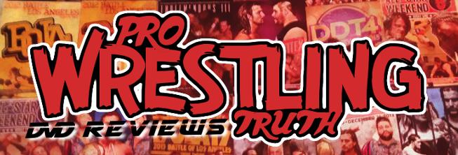 DVD Reviews from PWG, CHIKARA, WWE & more!