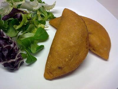 Empanadillas de Maiz